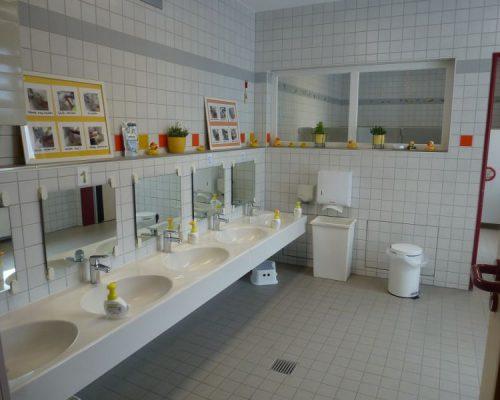 Waschraum EG